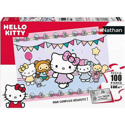 Puzzle  Nathan-86773 Hello Kitty