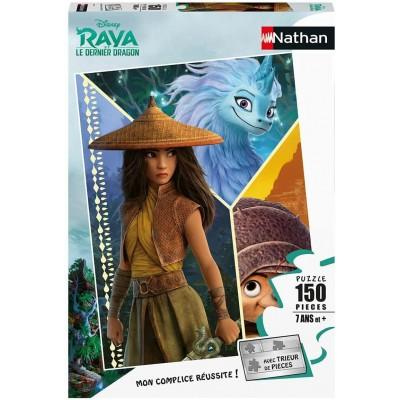 Puzzle  Nathan-86814 XXL Teile - Raya