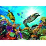 Puzzle  Nathan-87113 Korallenriff