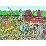 Puzzle  Nathan-87114 Wo ist Walter ? Im Jahrmarkt