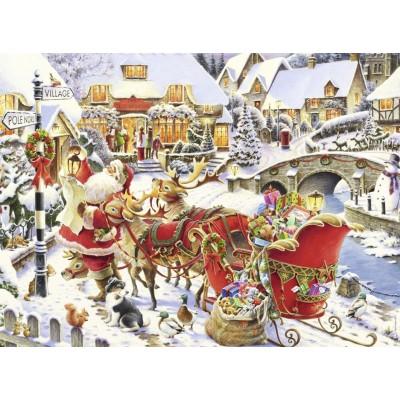 Puzzle  Nathan-87152 Weihnachtsmann