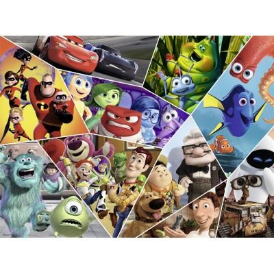 Puzzle  Nathan-87216 Pixar-Helden