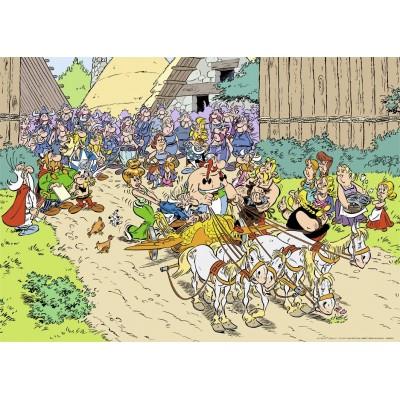 Puzzle  Nathan-87559 Asterix und die Transitalique