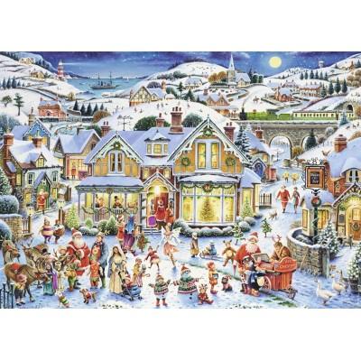 Puzzle  Nathan-87567 Die Magie von Weihnachten