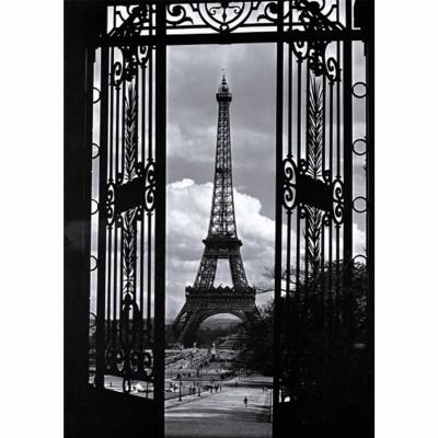 Puzzle  Nathan-87570 Eiffelturm, Paris