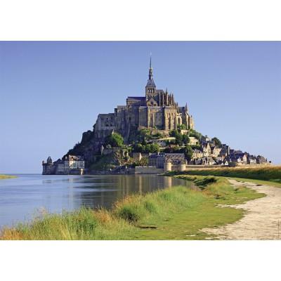 Puzzle  Nathan-87770 Mont Saint Michel