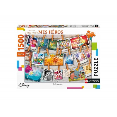Puzzle  Nathan-87798 Disney