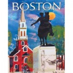 Puzzle  New-York-Puzzle-AA1704 Boston Mini