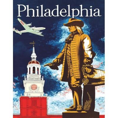 Puzzle  New-York-Puzzle-AA1970 Philadelphia Mini