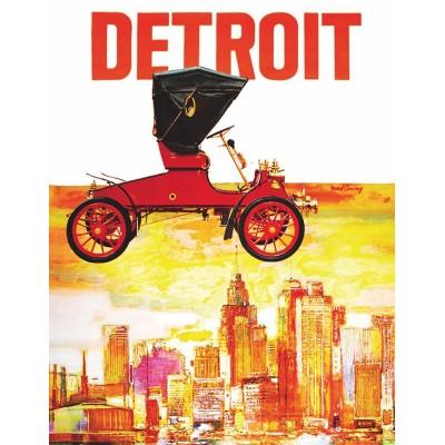 Puzzle  New-York-Puzzle-AA1972 Motor City Mini