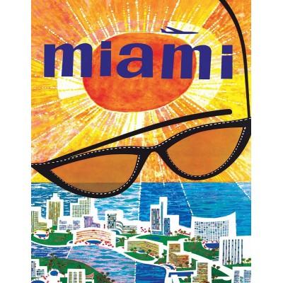 Puzzle  New-York-Puzzle-AA1974 Miami Beach Mini