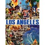 Puzzle  New-York-Puzzle-AA2039 XXL Teile - La La Land
