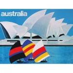 Puzzle  New-York-Puzzle-AA2041 Sydney Opera House