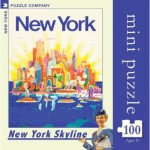 Puzzle  New-York-Puzzle-AA715 NYC Skyline Mini