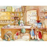 Puzzle  New-York-Puzzle-BP2155 Ginger & Pickles