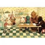 Puzzle  New-York-Puzzle-EM1881 XXL Teile - Kitchen Dream