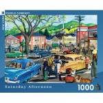 Puzzle  New-York-Puzzle-GM952 Saturday Afternoon