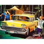 Puzzle  New-York-Puzzle-GM958 Car Camping Mini