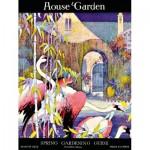 Puzzle  New-York-Puzzle-HG2112 Flamingo Garden