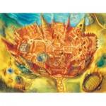 Puzzle  New-York-Puzzle-HP1360 XXL Teile - Harry Potter - Hogwarts