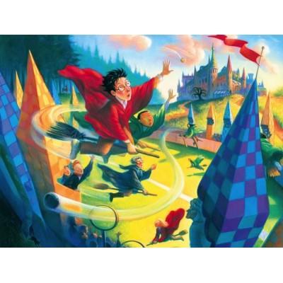 Puzzle  New-York-Puzzle-HP1369 Harry Potter - Quidditch Mini