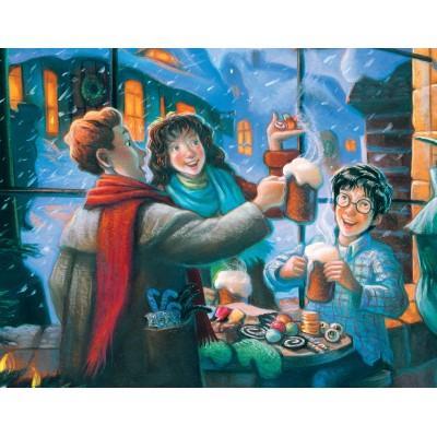 Puzzle  New-York-Puzzle-HP1370 Harry Potter - Three Broomsticks Mini