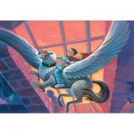 Puzzle  New-York-Puzzle-HP1373 XXL Teile - Harry Potter - The Hippogriff