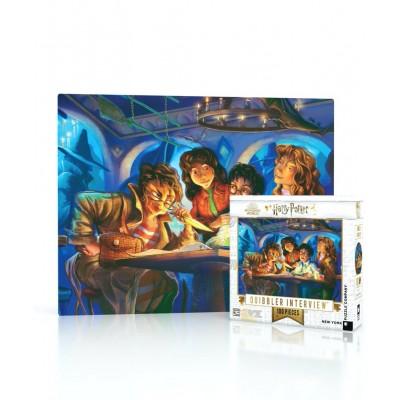 Puzzle  New-York-Puzzle-HP1714 Harry Potter - Quibbler Interview Mini