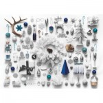 Puzzle  New-York-Puzzle-JG1701 Winter Collection