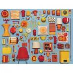Puzzle  New-York-Puzzle-JG1897 XXL Teile - Houseware Collection