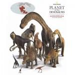 Puzzle  New-York-Puzzle-NG1863 Gondwana Dinosaurs Mini