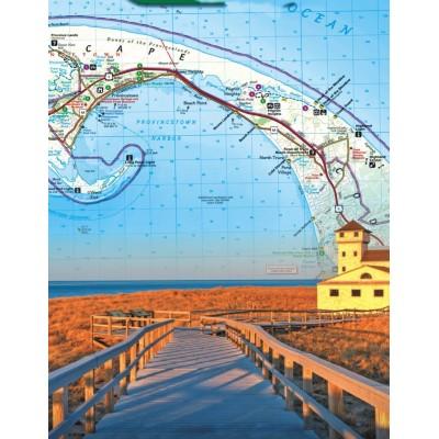 Puzzle  New-York-Puzzle-NG1864 Cape Cod Mini