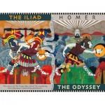 Puzzle  New-York-Puzzle-NL2127 Iliad & Odyssey