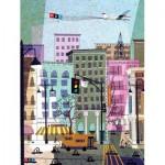 Puzzle  New-York-Puzzle-NP2002 Sound Community