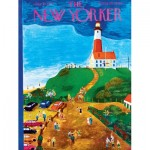 Puzzle  New-York-Puzzle-NY023 XXL Teile - The Lighthouse
