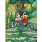 Puzzle  New-York-Puzzle-NY026 J'aime Monet