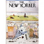 Puzzle  New-York-Puzzle-NY1601 View of the World