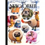 Puzzle  New-York-Puzzle-NY166 Baby It's Cold Outside