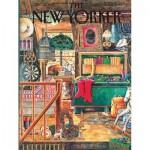 Puzzle  New-York-Puzzle-NY1713 Christmas Attic