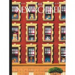 Puzzle  New-York-Puzzle-NY1937 Hot Dogs