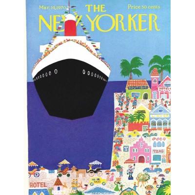 Puzzle  New-York-Puzzle-NY1939 XXL Teile - Cruise Ship