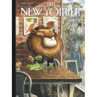 Puzzle  New-York-Puzzle-NY1955 XXL Teile - A New Leaf