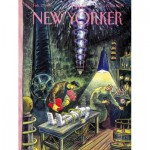 Puzzle  New-York-Puzzle-NY2054 Ghouls Rush In