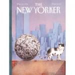 Puzzle  New-York-Puzzle-NY2066 XXL Teile - Cat Walk
