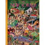 Puzzle  New-York-Puzzle-NY2075 Day at the Zoo