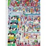 Puzzle  New-York-Puzzle-NY2076 The Market