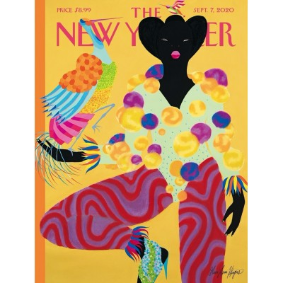 Puzzle  New-York-Puzzle-NY2130 Trendsetters