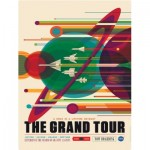 Puzzle  New-York-Puzzle-PD1701 The Grand Tour