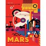 Puzzle  New-York-Puzzle-PD1703 Visit Mars