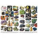 Puzzle  New-York-Puzzle-PD1977 Minerals - Minéraux